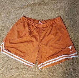 Nike Shorts - Nike Longhorn shorts
